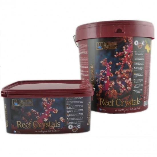 Aquarium Systems - Reef Crystal Resif Tuzu - 22 Kg