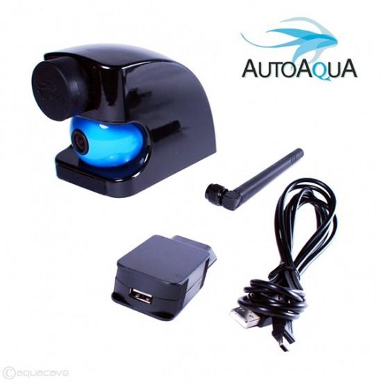 AutoAqua Qeye & Q Shooter Combo (Otomatik gözetleme ve yemleme sistemi)