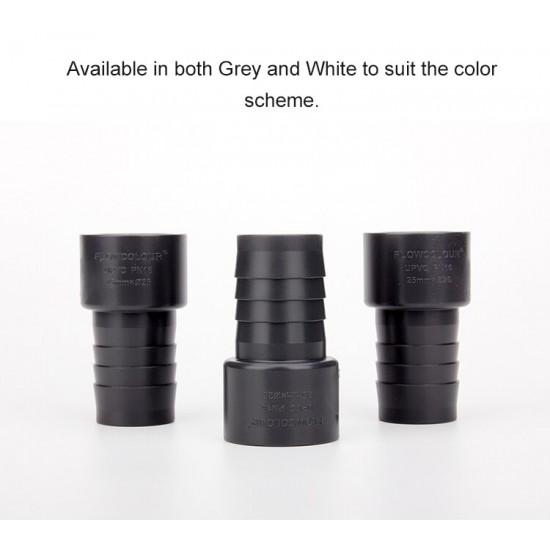 Pvc Hortum Birleştirici ( Hose Adapter ) - 25mm*16,5mm - Beyaz