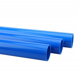 Sanking FlowColor - Mavi UPvc Boru - 20mm
