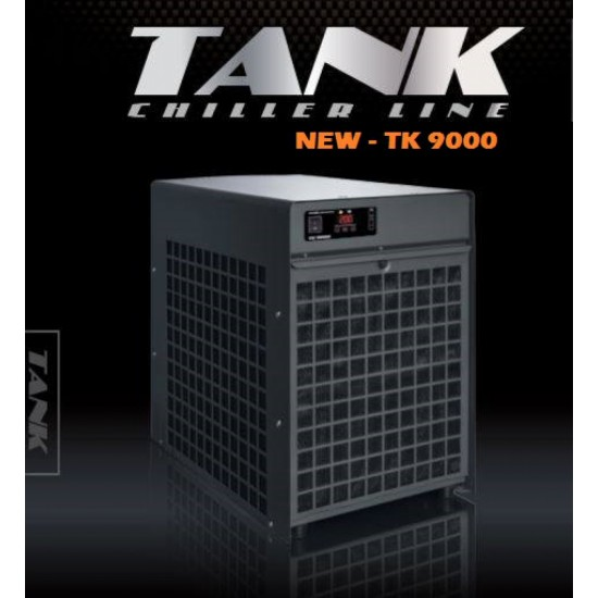 Teco TK 9000 - Soğutucu