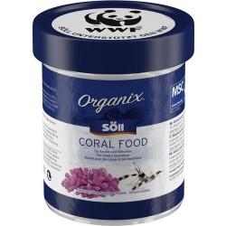 Organix Söll - Coral Food - 75 g ( 130 ml )