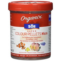 Organix Söll - Small Colour  Pellets Micro - 120 g ( 270 ml )