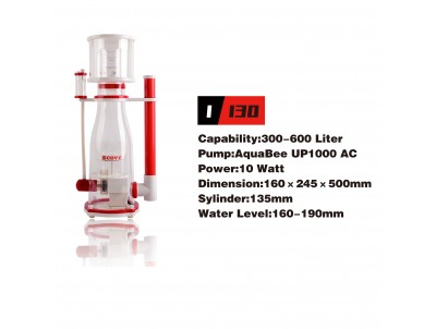 AquaBee COVE IS-130 Protein Skimmer