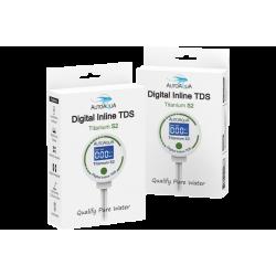 AutoAqua Digital Inline Tds - Titanium S2 TDS-200S