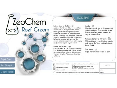 ZeoChem Reef Cream | 500ml